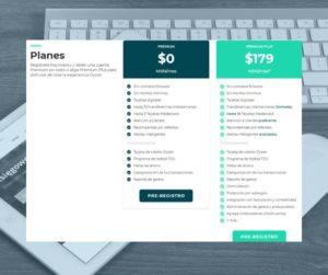 Planes Tarjeta para emprendedores Oyster